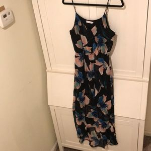 Lush Floral Dress